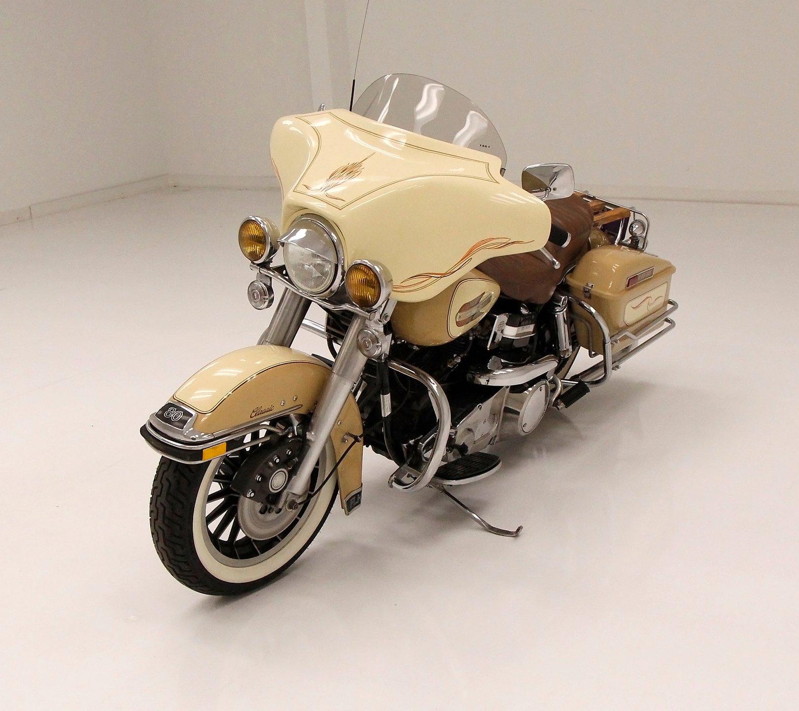 1979 Harley Davidson FLHC