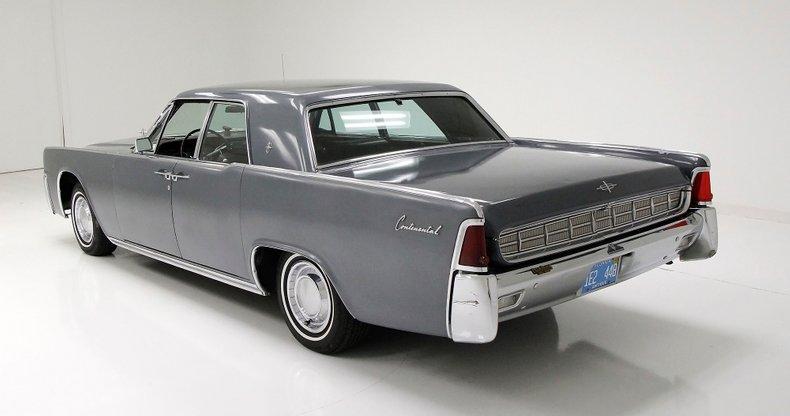 1963 Lincoln Continental 3