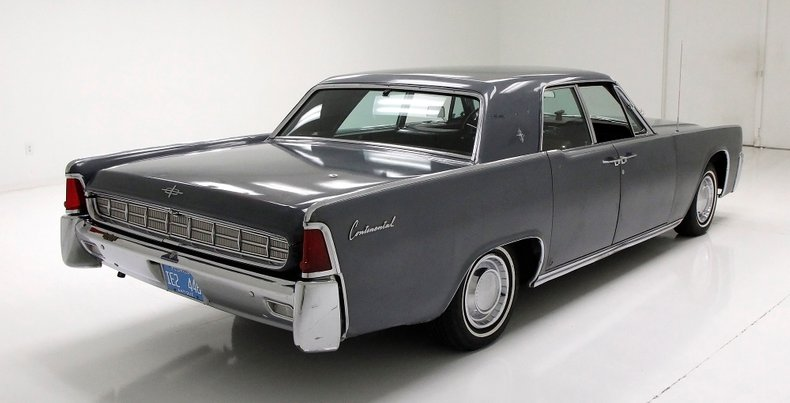 1963 Lincoln Continental 6