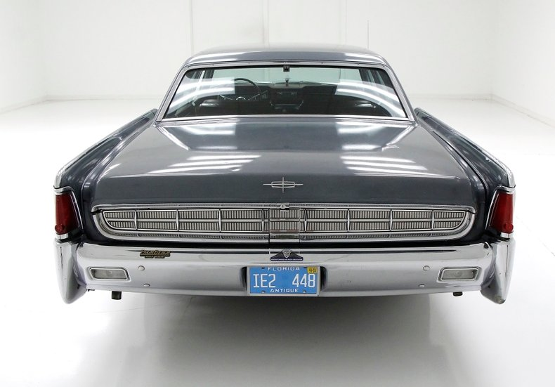 1963 Lincoln Continental 5