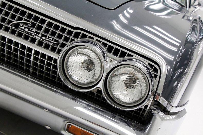 1963 Lincoln Continental 10