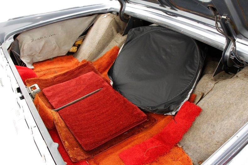 1963 Lincoln Continental 18