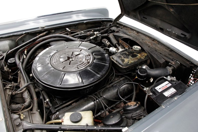 1963 Lincoln Continental 15