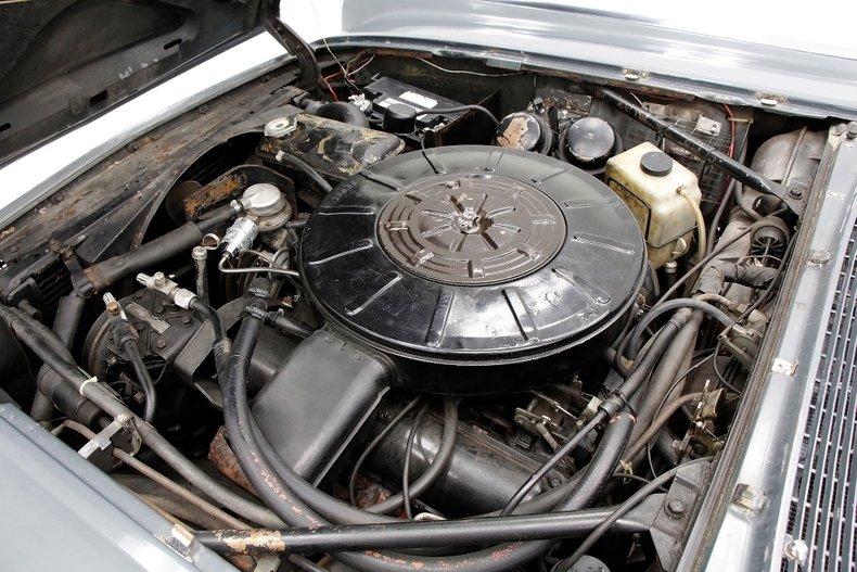1963 Lincoln Continental 16