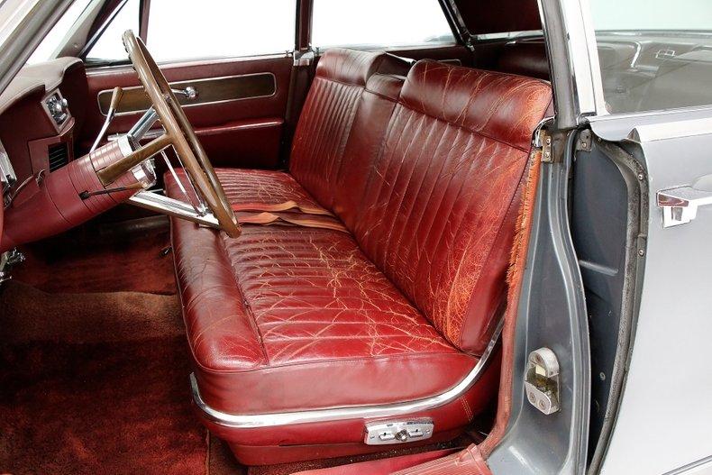 1963 Lincoln Continental 22