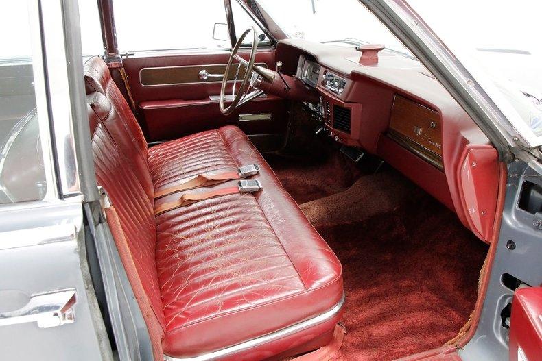 1963 Lincoln Continental 27