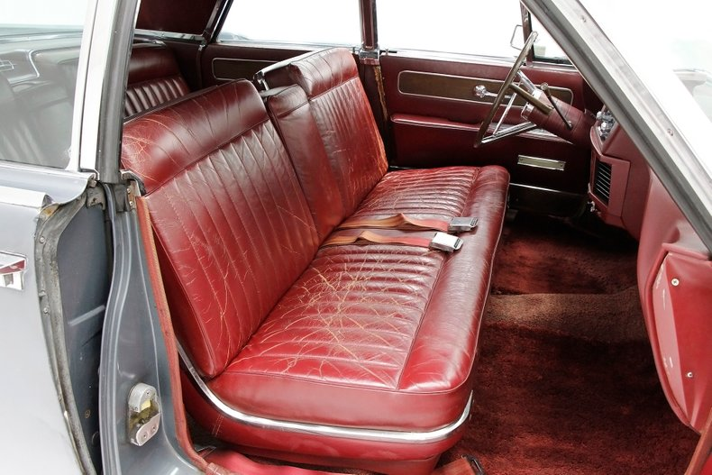 1963 Lincoln Continental 28