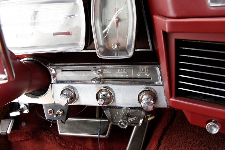 1963 Lincoln Continental 32