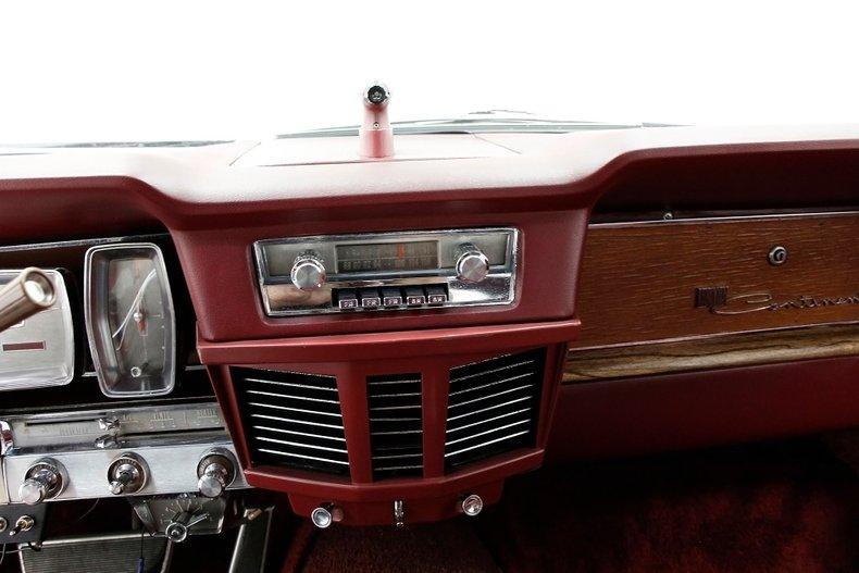1963 Lincoln Continental 33