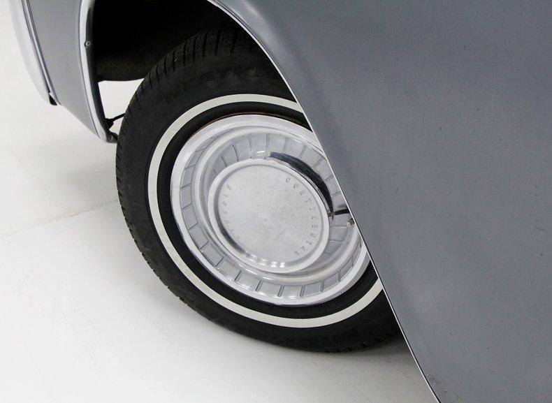 1963 Lincoln Continental 9