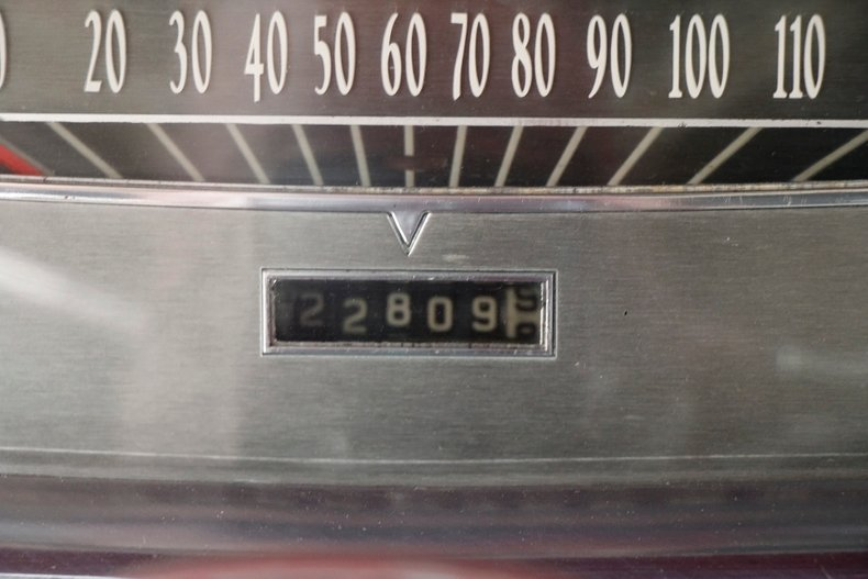 1963 Lincoln Continental 30