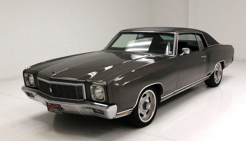 1971 Chevrolet Monte Carlo Classic Auto Mall