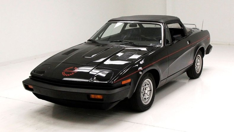 1980 Triumph TR7 For Sale