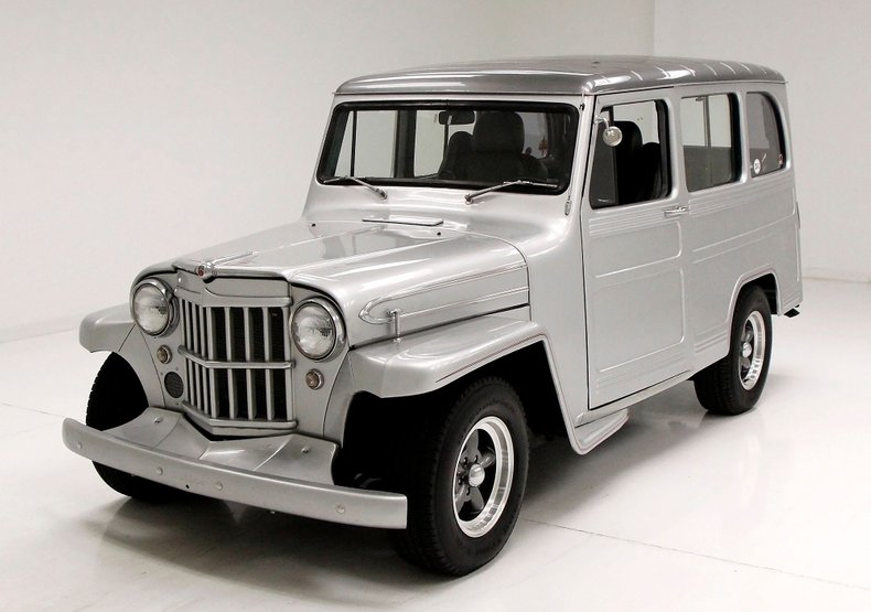 1962 Willys Jeep For Sale