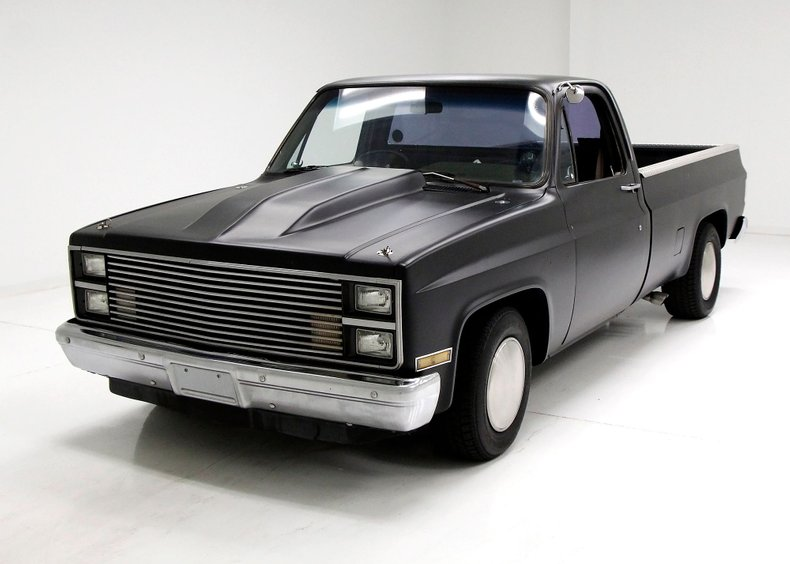 1986 Chevrolet Silverado For Sale