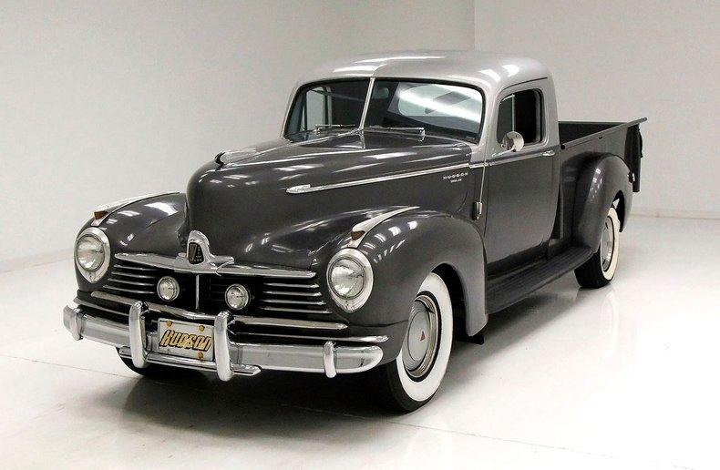 1948 Hudson Pickup For Sale