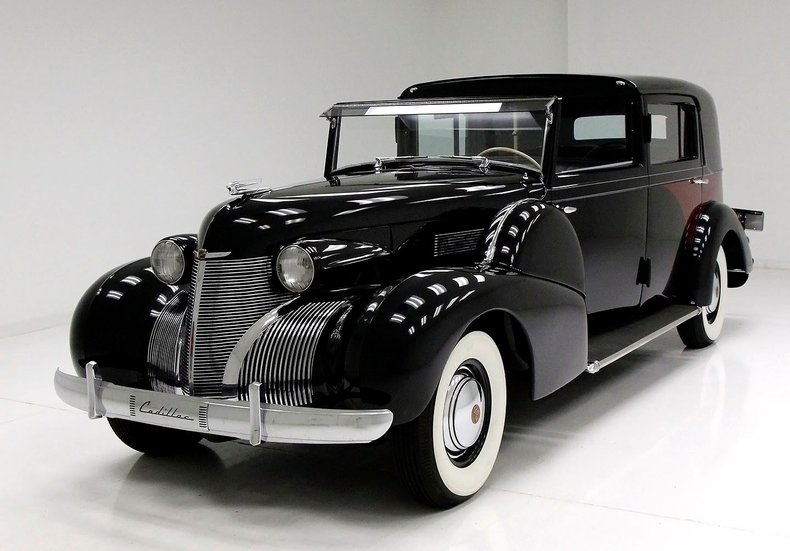1939 Cadillac Model 75 For Sale
