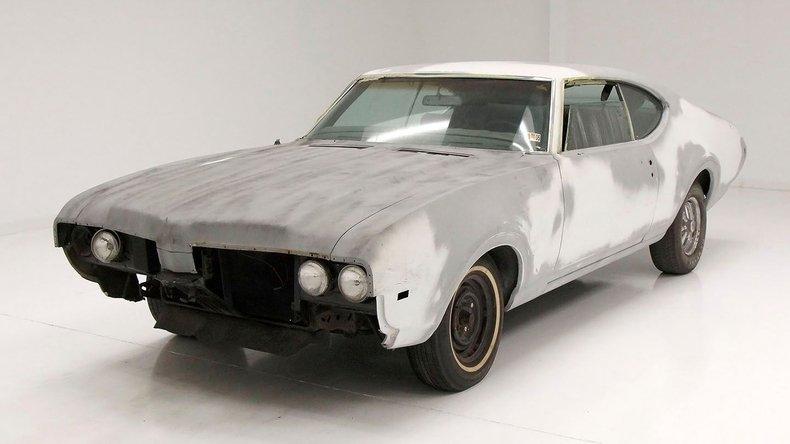 1969 Oldsmobile Cutlass For Sale