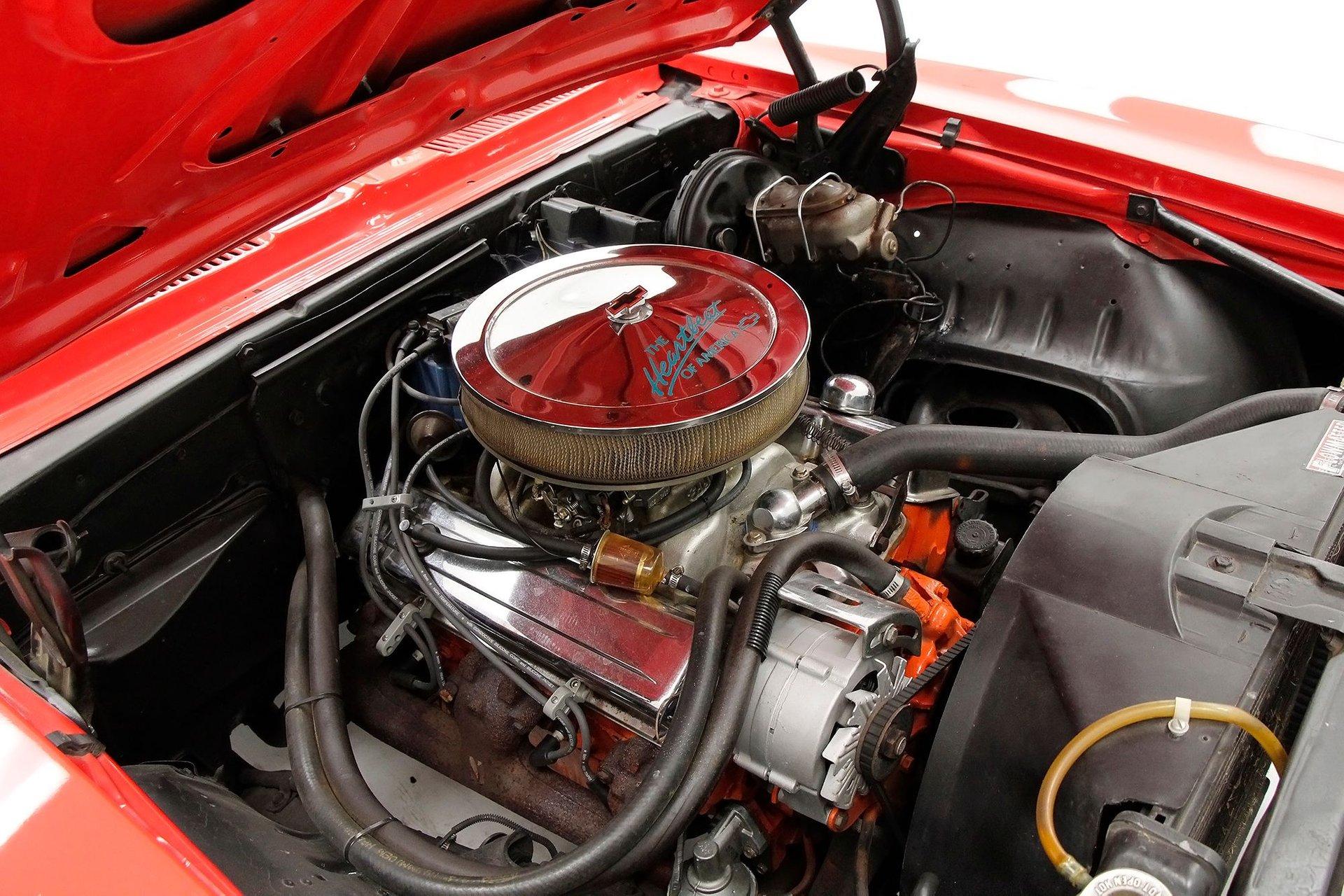 1969 Chevrolet Camaro Convertible for sale #130250 | MCG