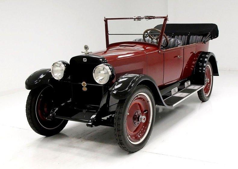 1922 Rickenbacker Model A For Sale