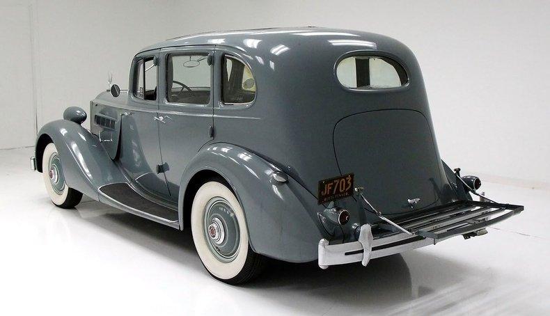1935 Packard 1200 3