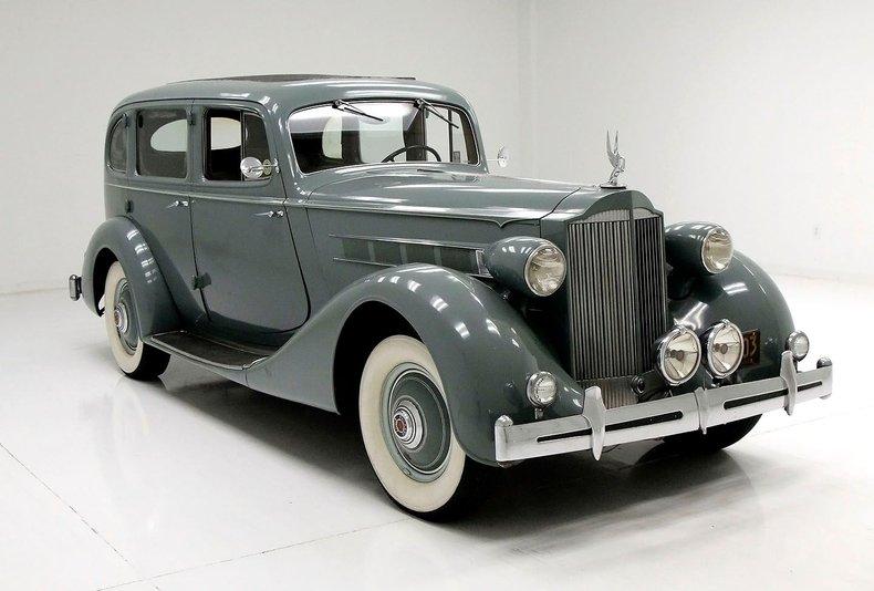 1935 Packard 1200 7
