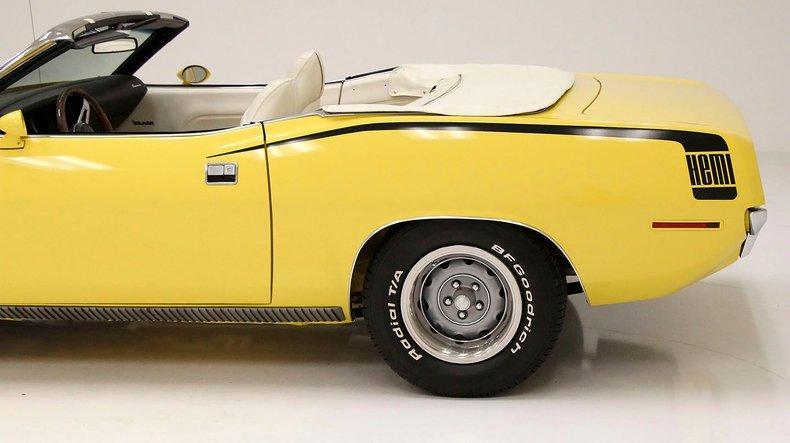 1970 Plymouth 'Cuda 3