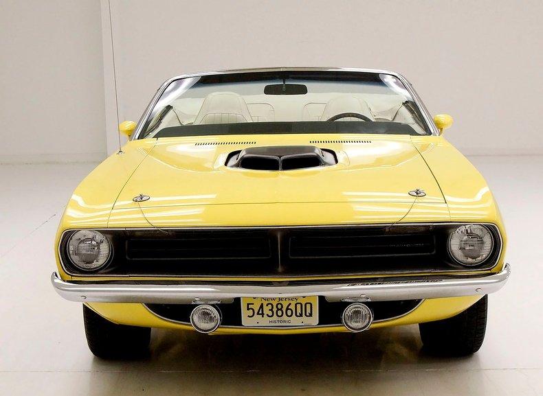 1970 Plymouth 'Cuda 13