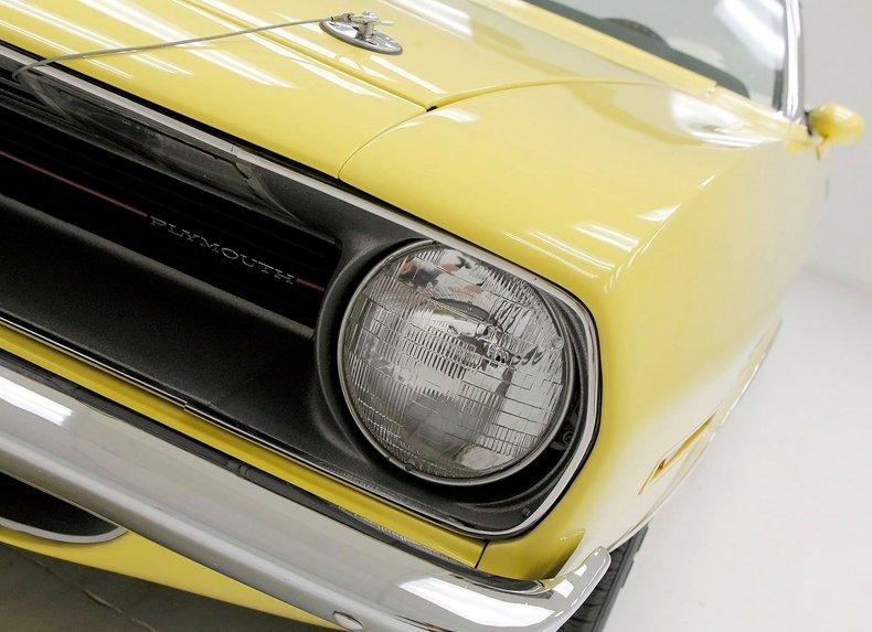 1970 Plymouth 'Cuda 16