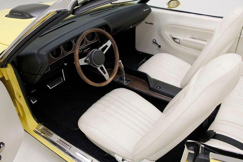 1970 Plymouth 'Cuda 30