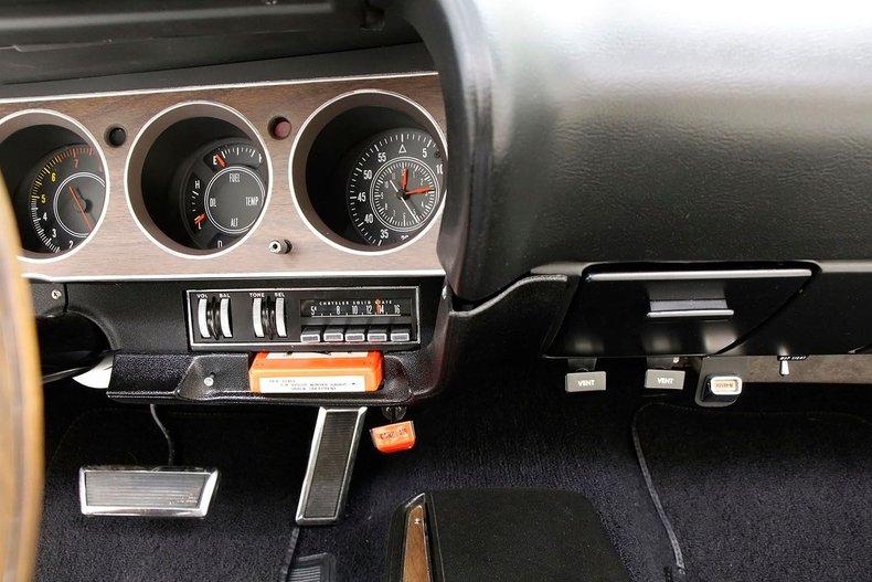 1970 Plymouth 'Cuda 40