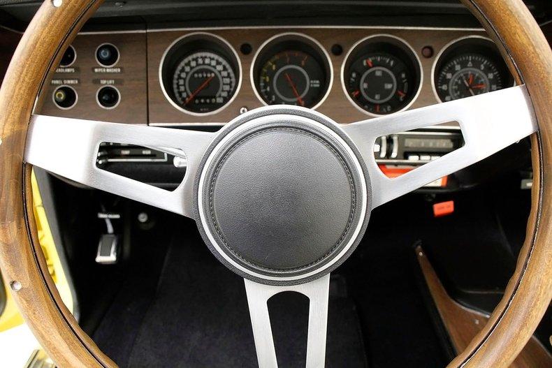 1970 Plymouth 'Cuda 42