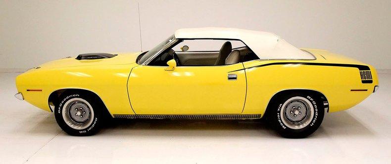 1970 Plymouth 'Cuda 10