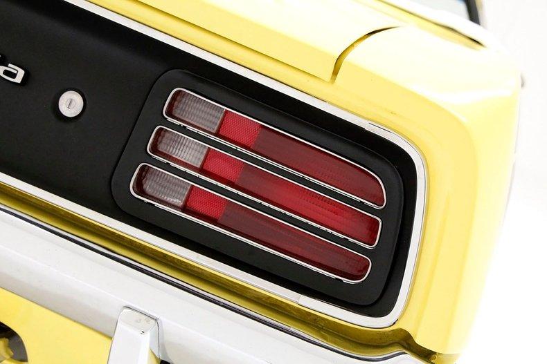 1970 Plymouth 'Cuda 21