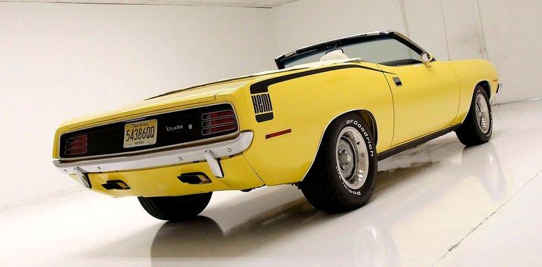 1970 Plymouth 'Cuda 14