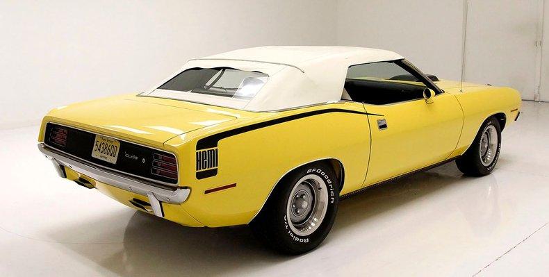 1970 Plymouth 'Cuda 11