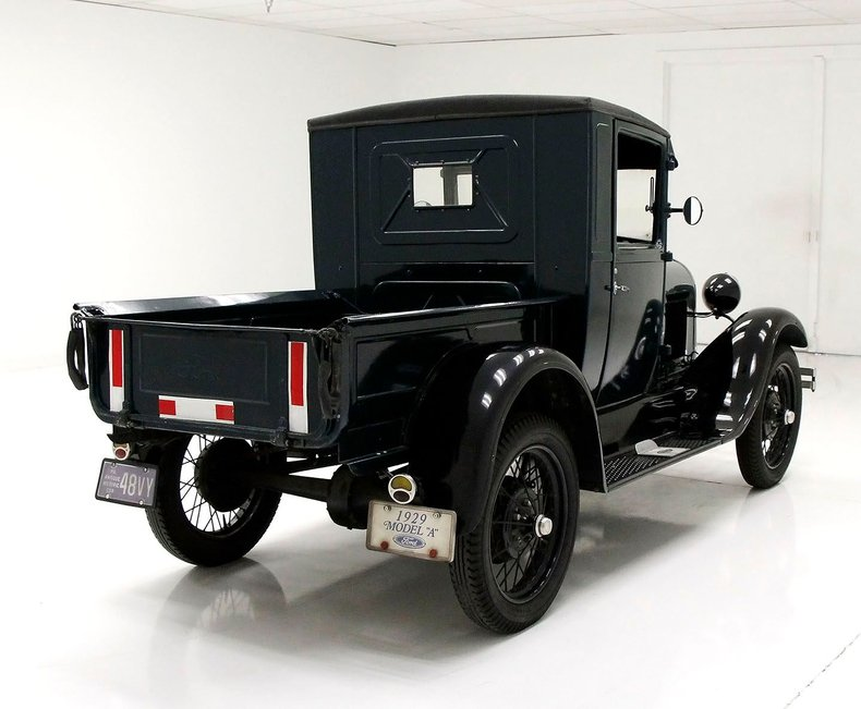 1929 Ford Model A 6