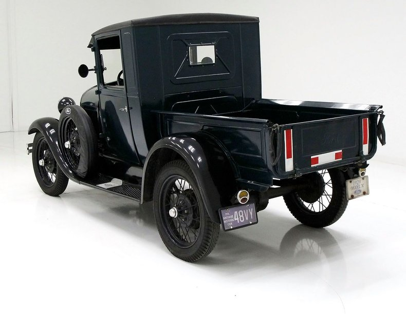1929 Ford Model A 3