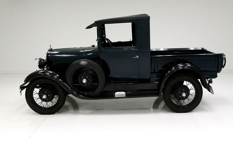 1929 Ford Model A 2