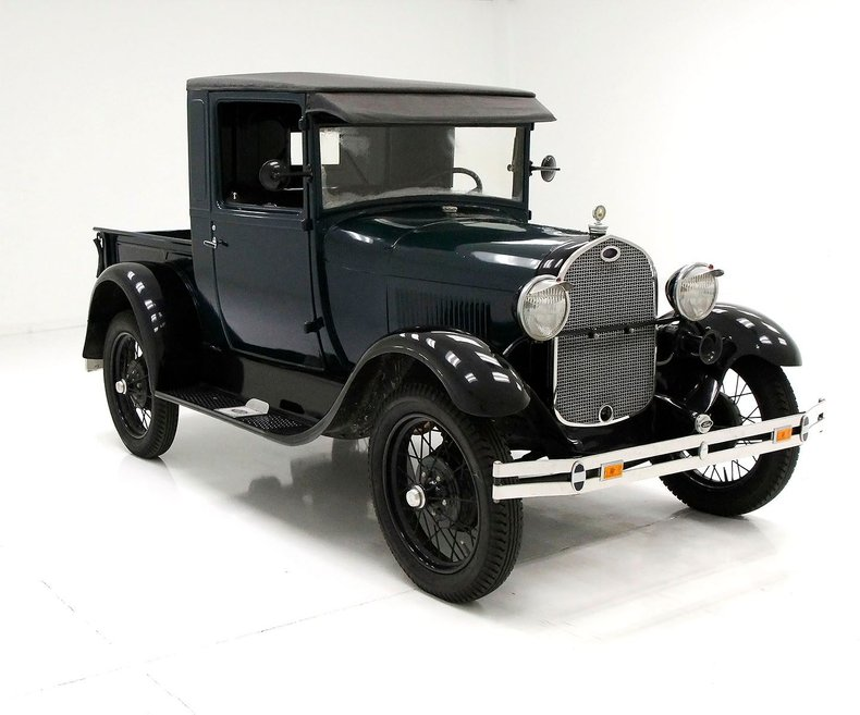 1929 Ford Model A 7