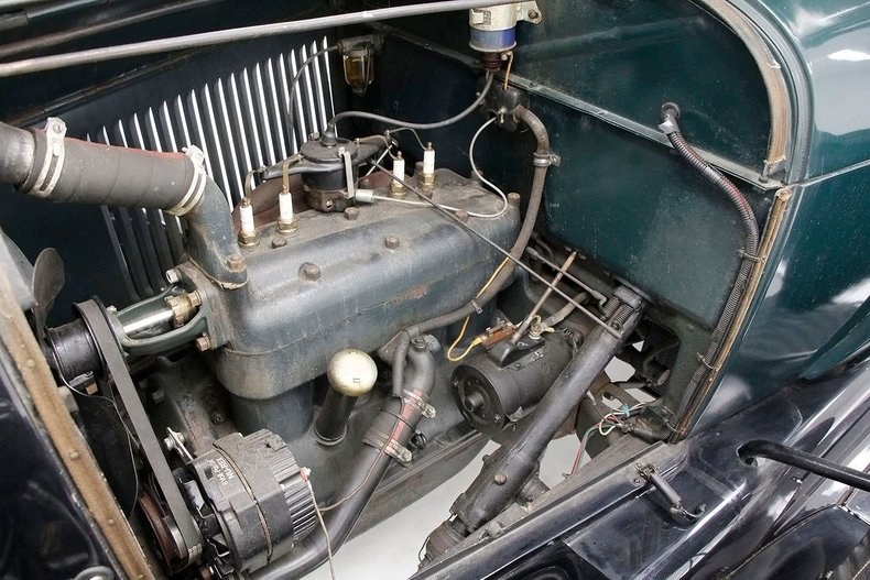 1929 Ford Model A 21
