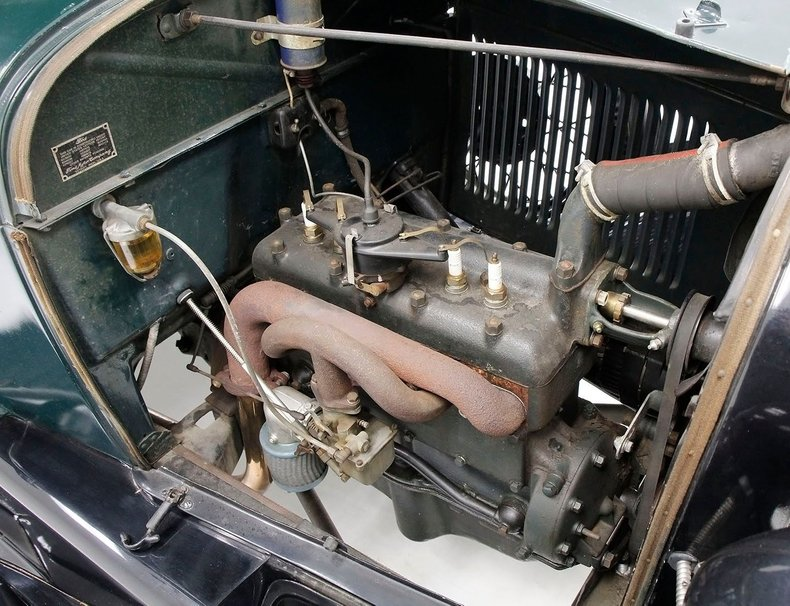 1929 Ford Model A 22