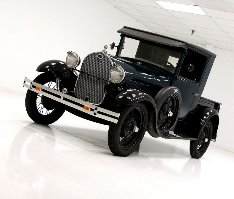 1929 Ford Model A 4