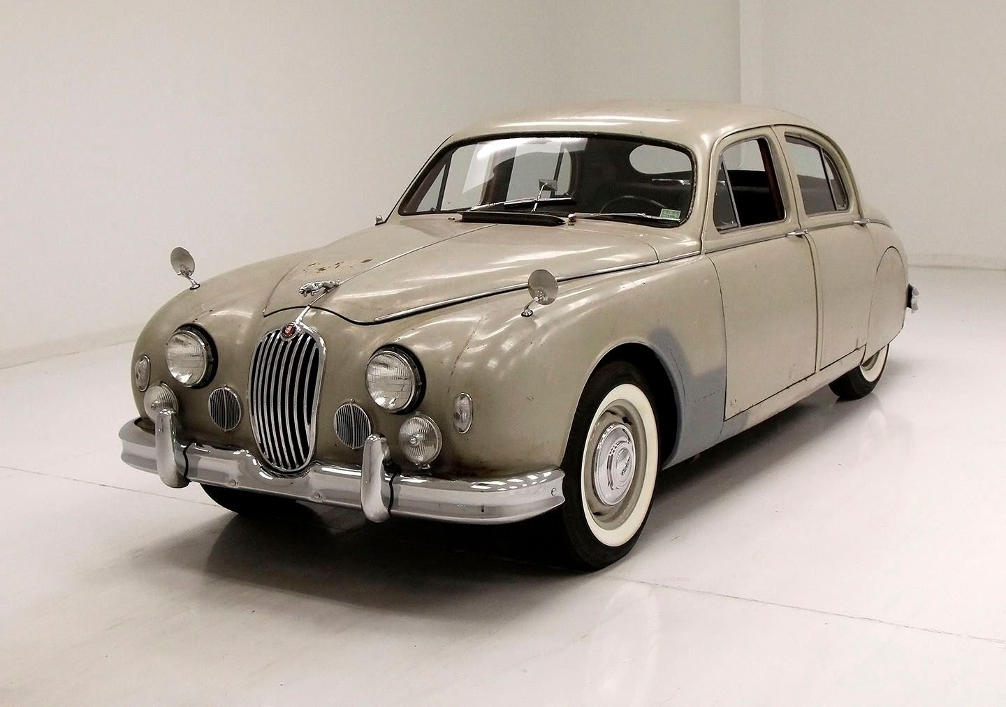 1957 Jaguar Mark I