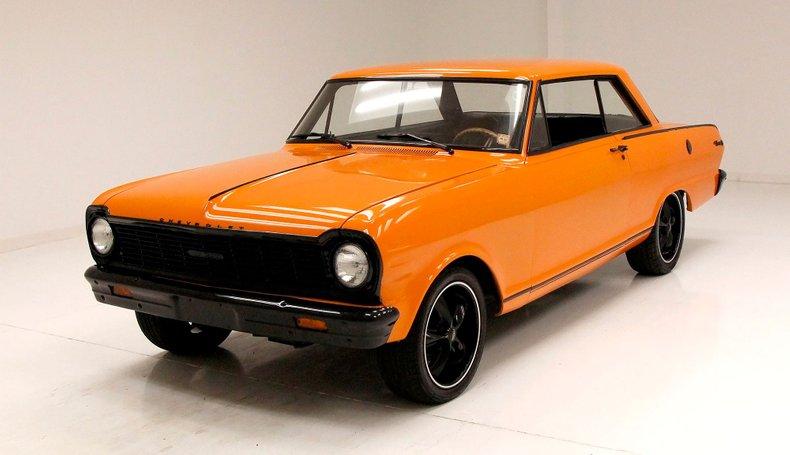 1965 Chevrolet Nova SS For Sale