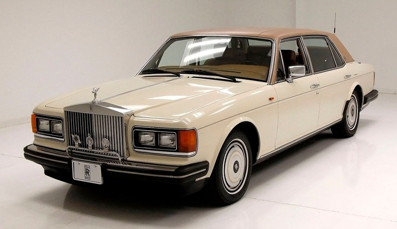 1989 Rolls-Royce Silver Spur For Sale