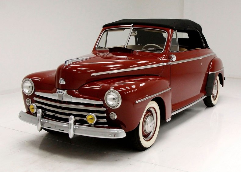 1948 Ford Super Deluxe 1