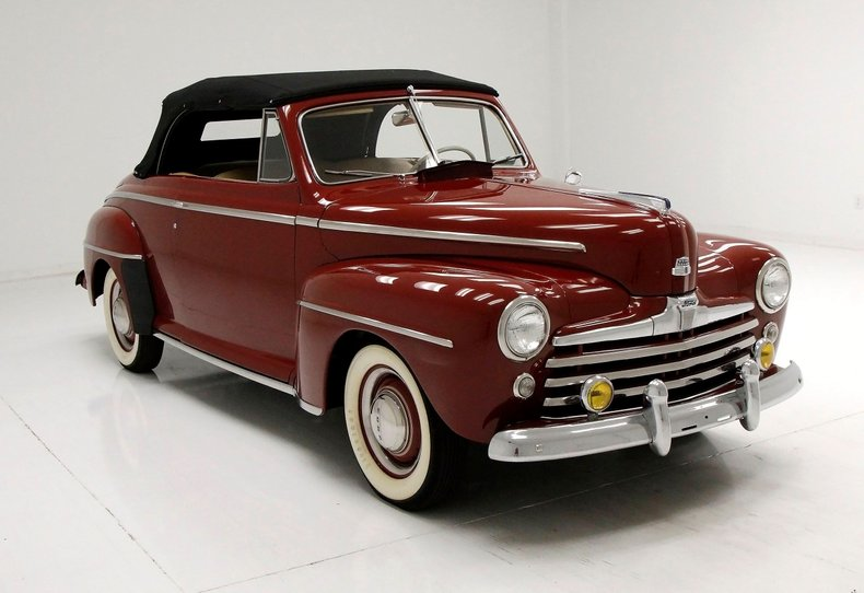 1948 Ford Super Deluxe 9