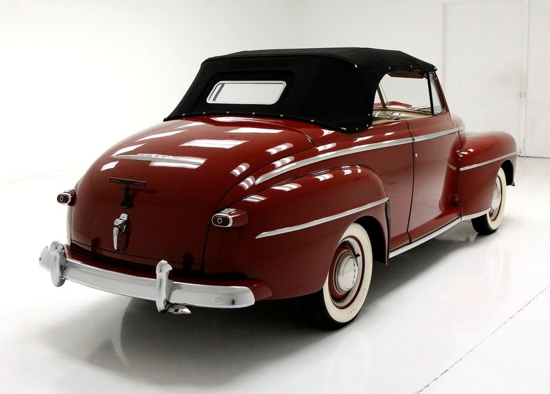 1948 Ford Super Deluxe 7
