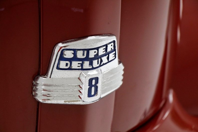 1948 Ford Super Deluxe 14